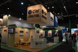 CIAR – EXPOSCION OIL & GAS 2013